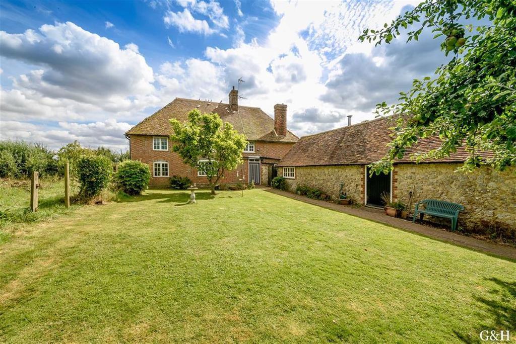 4 Bedrooms Detached House for sale in Forge Lane, Egerton Forstal, Kent