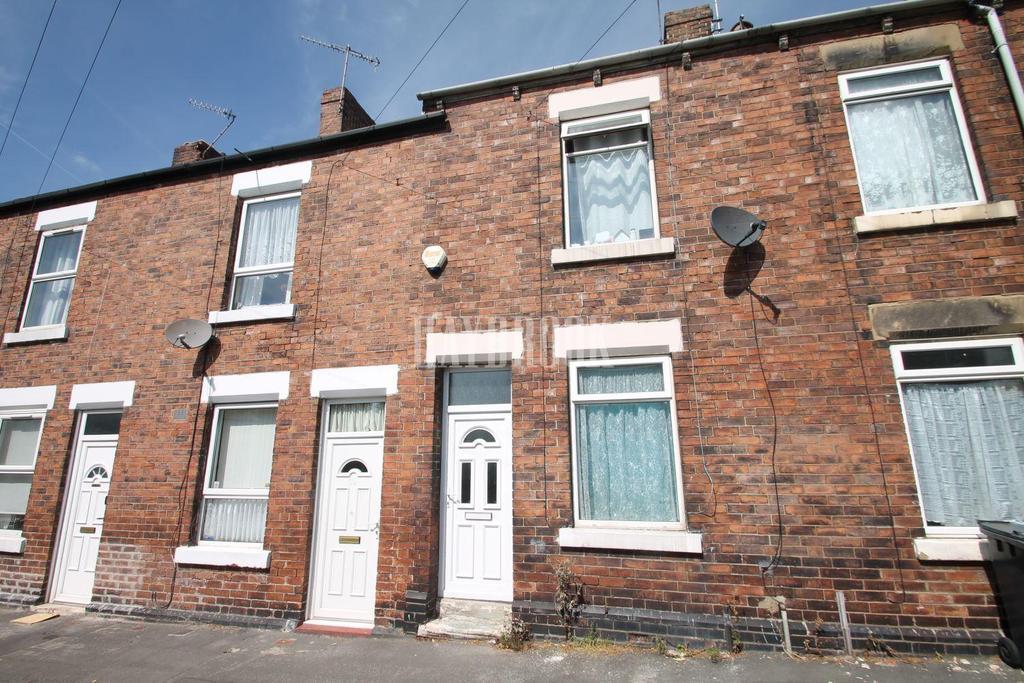 2 Bedrooms Terraced House for sale in Goosebutt Street, Parkgate