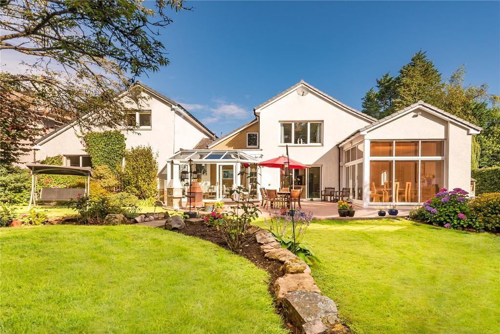 4 Bedrooms House for sale in Bracklinn, Westfield Road, Cupar, Fife, KY15