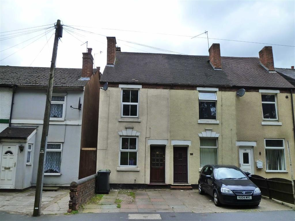 2 Bedrooms Terraced House for sale in Sutton Road, Kidderminster, Worcestershire