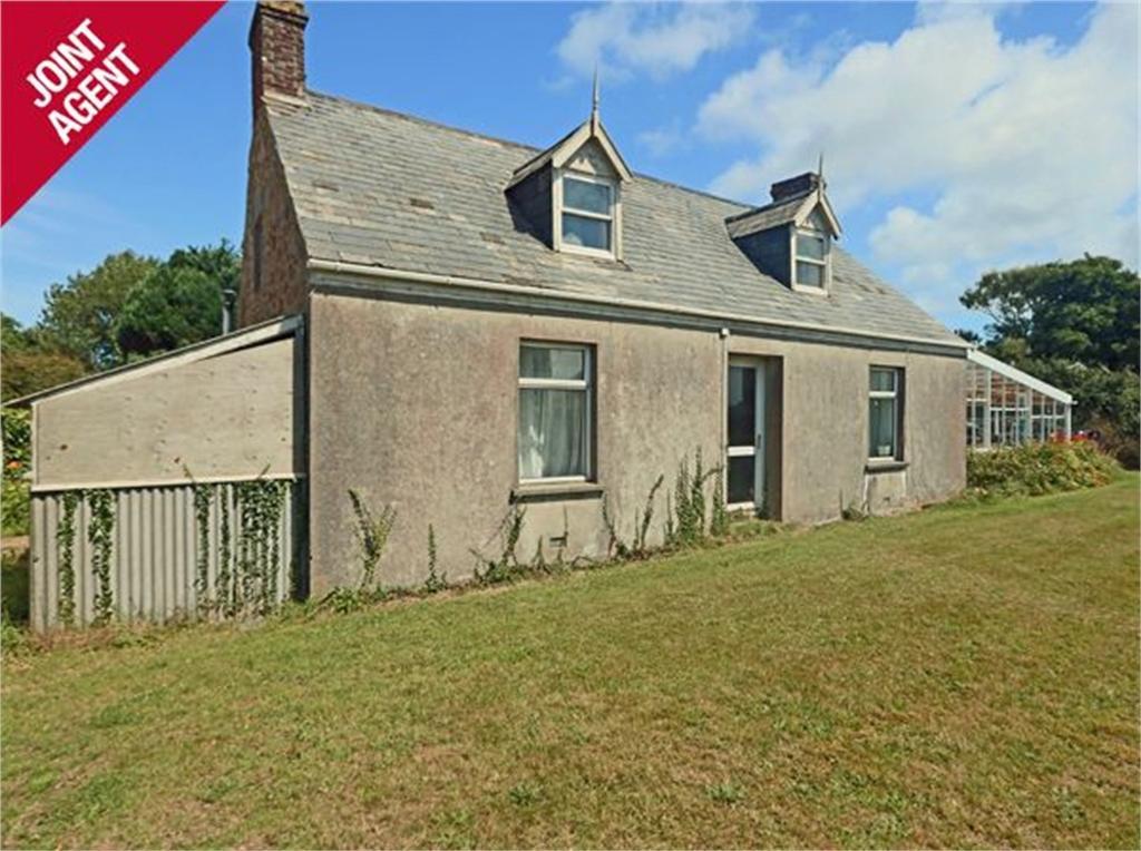 4 Bedrooms Detached House for sale in Les Longbos Cottage, Rue des Longbeaux, St Saviour's