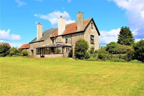 5 bedroom detached house for sale - Llanddewi, Reynoldston