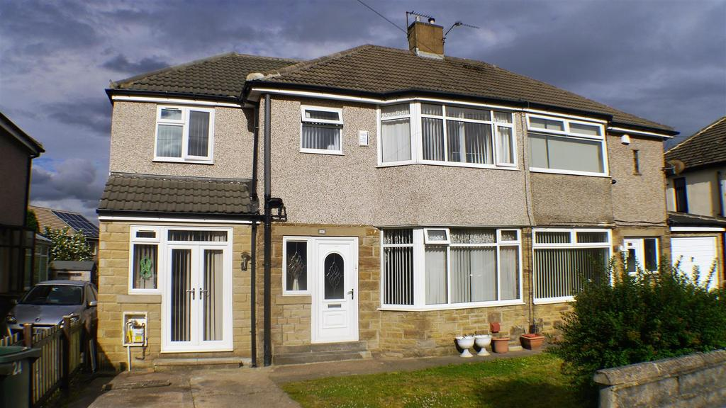 4 Bedrooms Semi Detached House for sale in Enfield Drive, Wibsey, Bradford, BD6 3HZ
