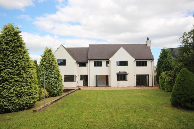5 Bedrooms Detached House for sale in Uplands Road, Saltford, BRISTOL