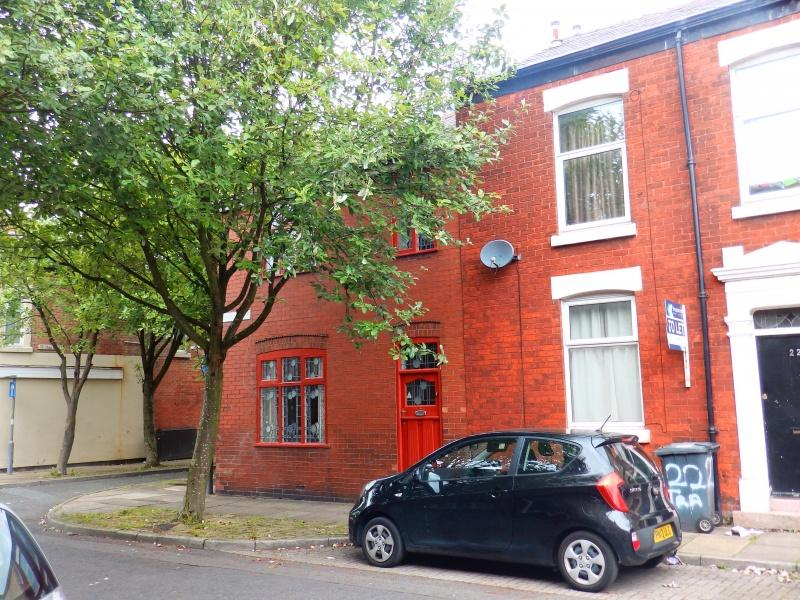 3 Bedrooms Detached House for sale in Trafford Street, , Preston, PR1