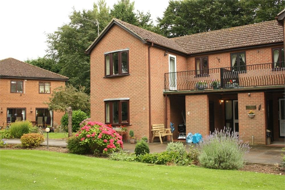 2 Bedrooms Flat for sale in Willow Court, Sleaford Road, Boston, Lincolnshire