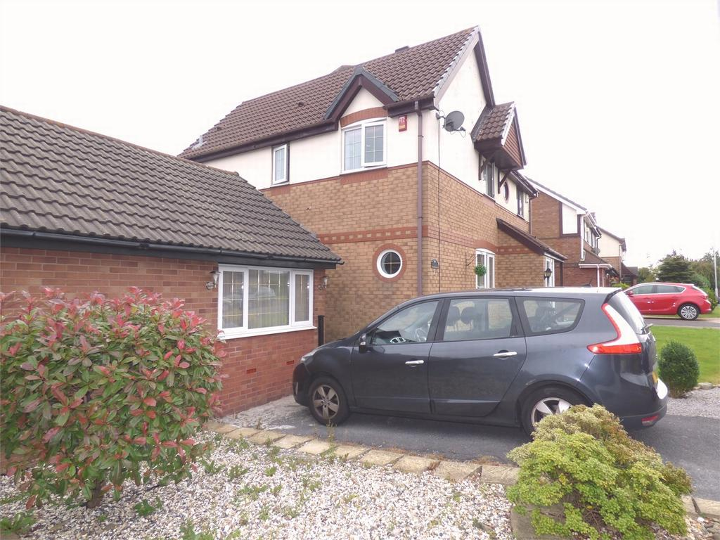 3 Bedrooms Semi Detached House for sale in 2 Nightingale Court, Coedcae, Llanelli, Carmarthenshire