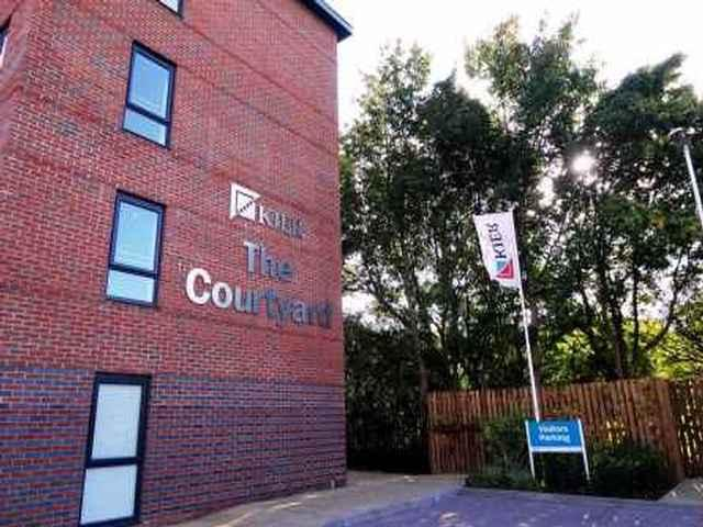 1 Bedroom Flat for sale in The Courtyard,Off Lindon Drive,Brownhills