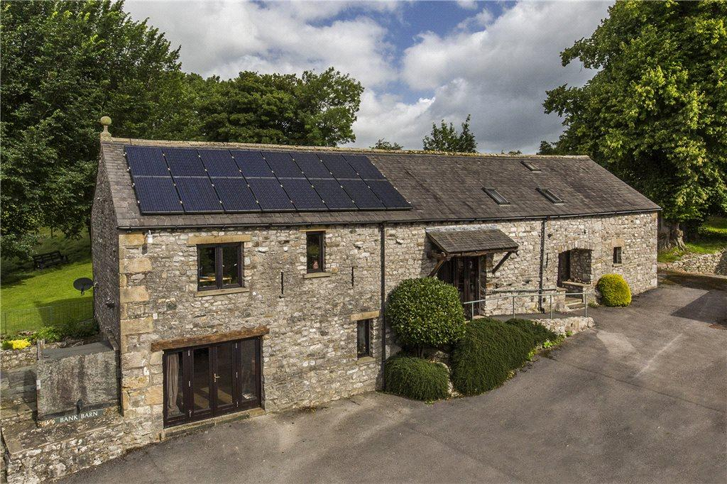 4 Bedrooms Barn Conversion Character Property for sale in Tearnside, Kirkby Lonsdale, Carnforth, Cumbria