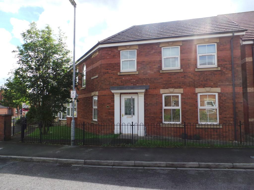 4 Bedrooms Semi Detached House for sale in Laurel Way, Scunthorpe