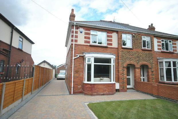 3 Bedrooms Semi Detached House for sale in Pelham Road, IMMINGHAM