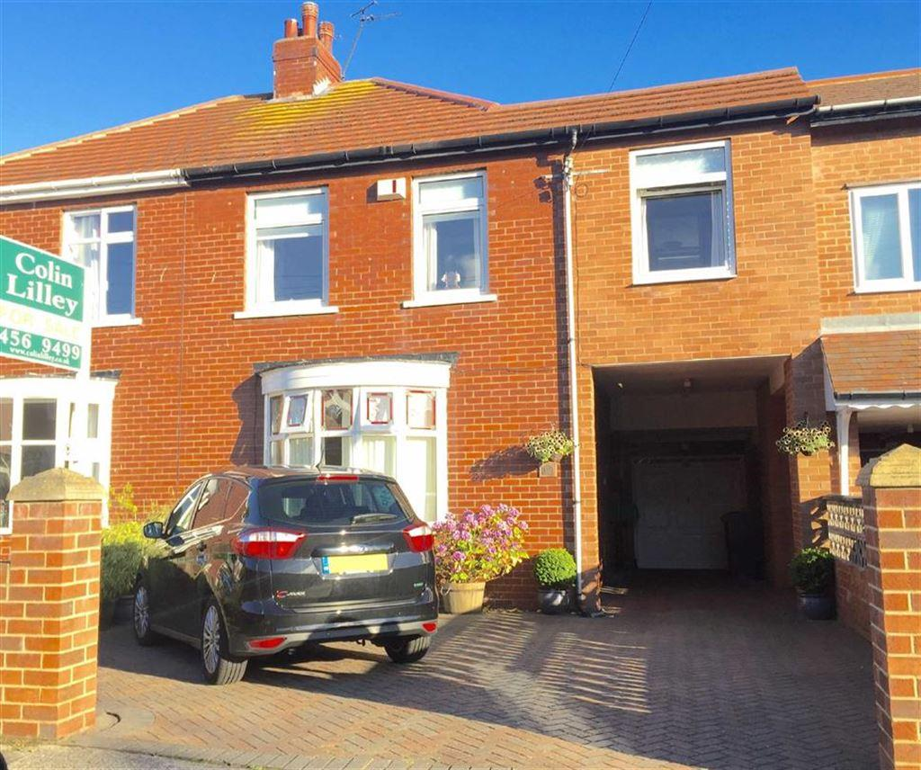 4 Bedrooms Semi Detached House for sale in Chester Gardens, South Shields