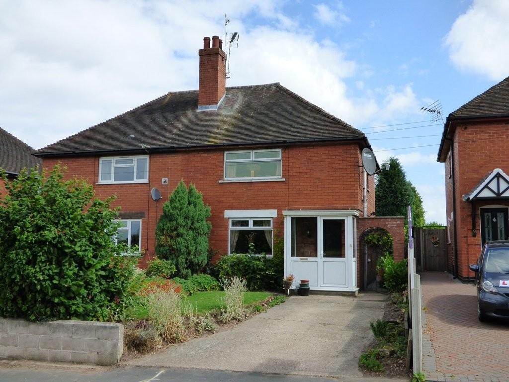 3 Bedrooms Semi Detached House for sale in Linton Road, Rosliston