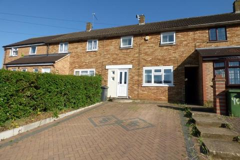 2 bedroom terraced house to rent - Hollybush Road, Luton, Bedfordshire, LU2 9HQ