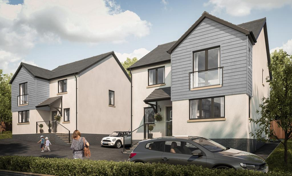 4 Bedrooms Detached House for sale in Capel Seion Road, Drefach