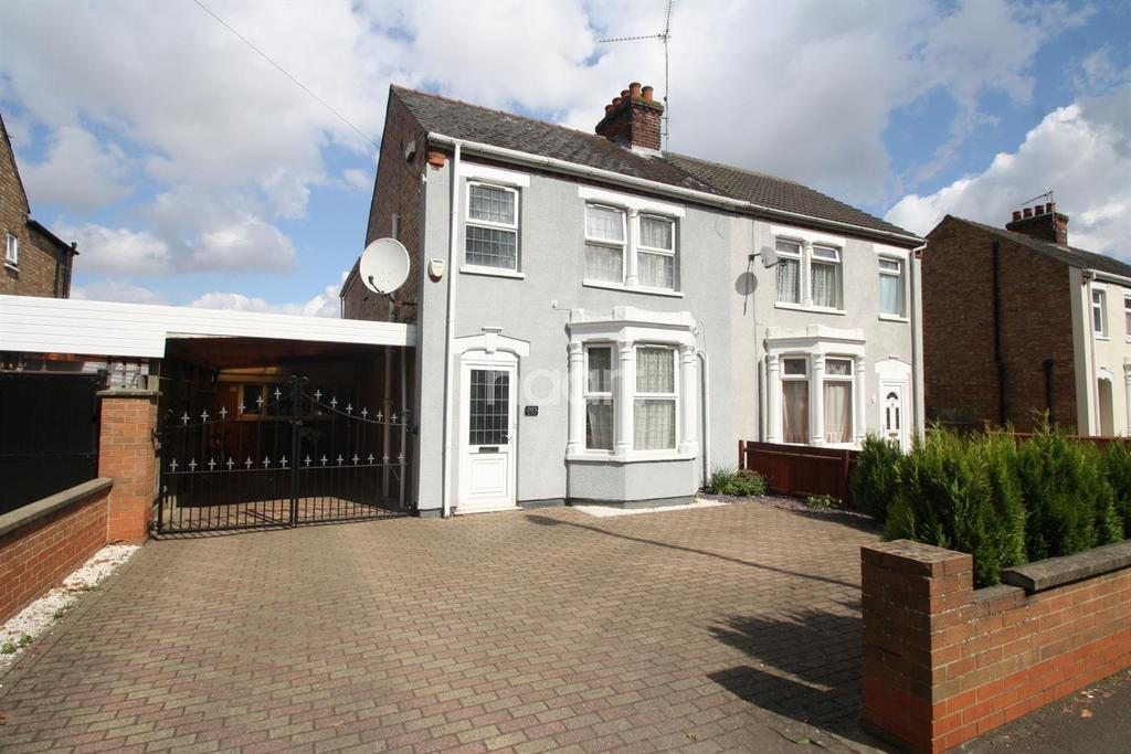 4 Bedrooms Semi Detached House for sale in Lynn Road