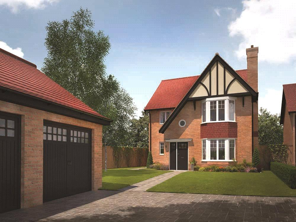 4 Bedrooms Detached House for sale in Plot 3 Chancellor's Wood, Colney Lane, Cringleford, Norwich, NR4