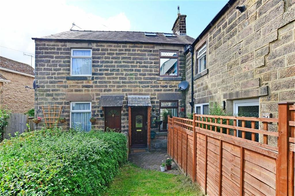 3 Bedrooms Semi Detached House for sale in Sparrow Cottage, 19, Far Green, Matlock, Derbyshire, DE4