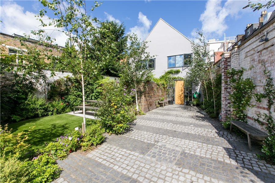 3 Bedrooms Mews House for sale in Opal Mews, Queen's Park NW6