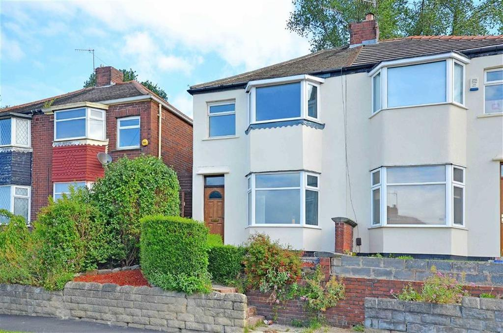 3 Bedrooms Semi Detached House for sale in 9, Skye Edge Road, Skye Edge, Sheffield, S2