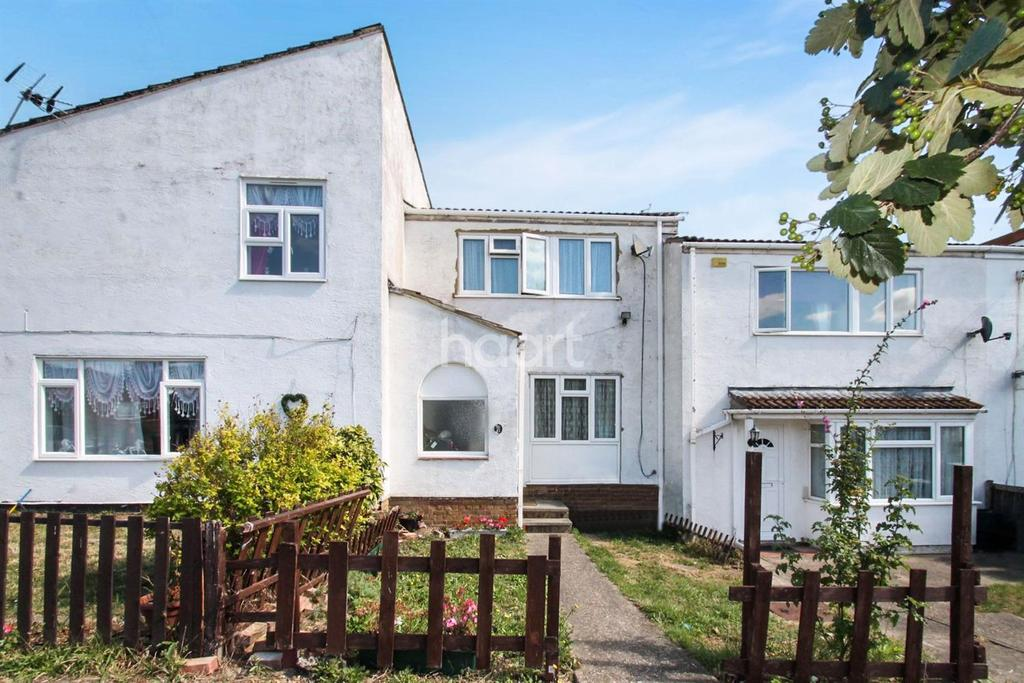 3 Bedrooms Terraced House for sale in cliff view gardens