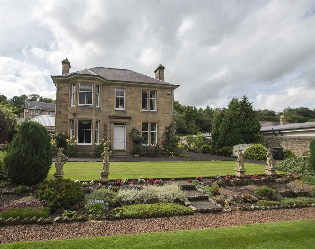 4 Bedrooms Detached House for sale in Friars Grove, The Friars, Jedburgh, Scottish Borders