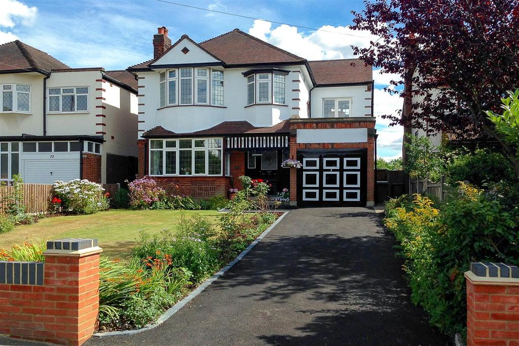 4 Bedrooms Detached House for sale in London Road, Brentwood