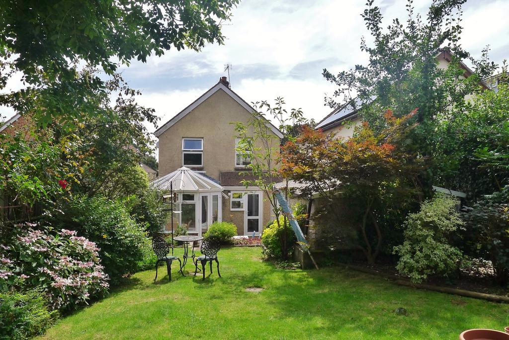3 Bedrooms Detached House for sale in FAREHAM