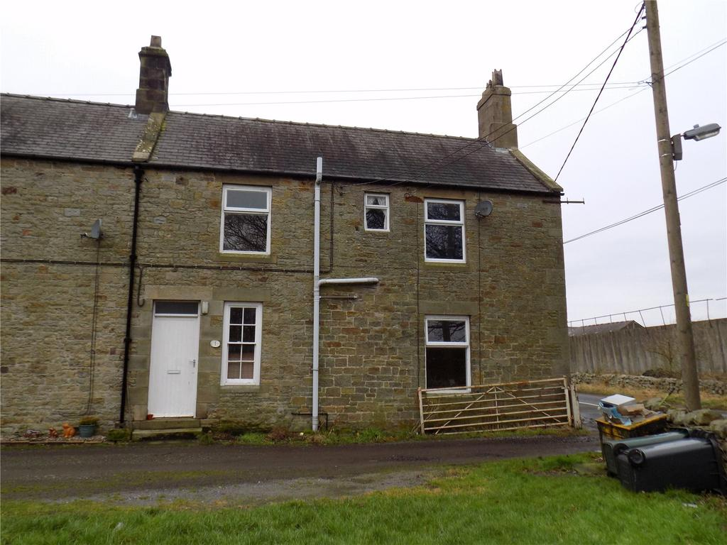 2 Bedrooms End Of Terrace House for rent in The Holmes, Plenmeller, Haltwhistle, Northumberland, NE49