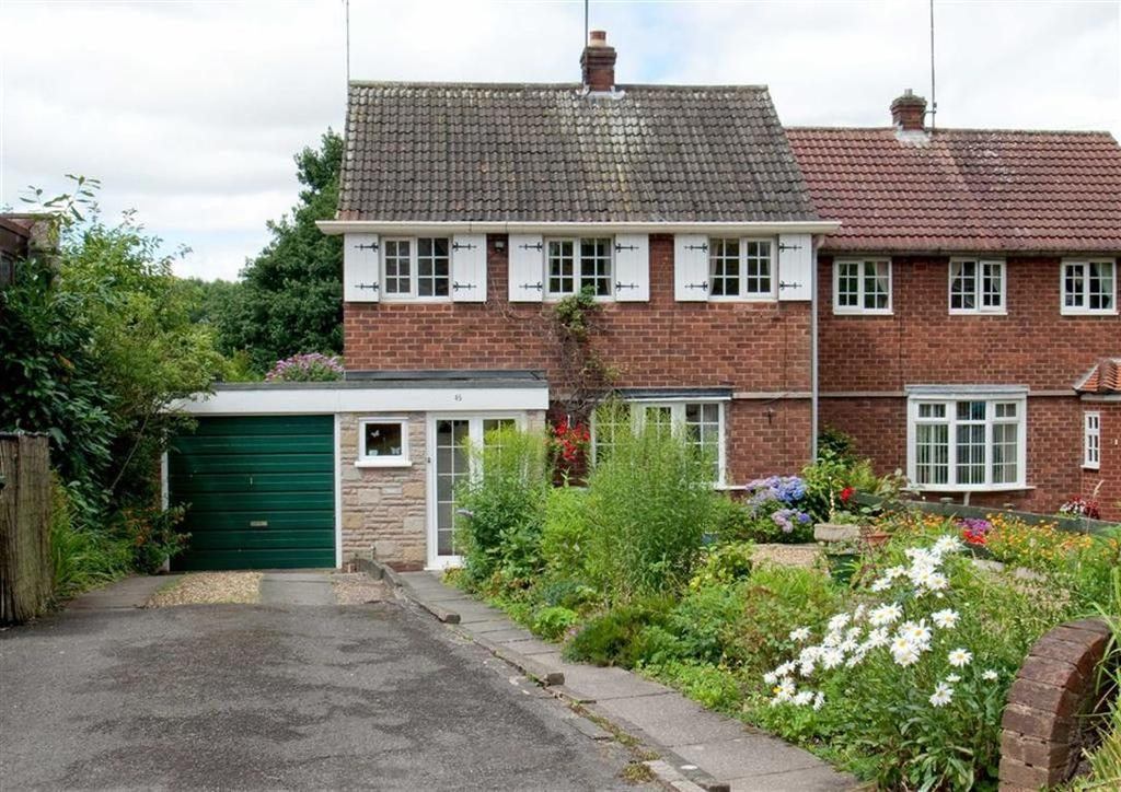 3 Bedrooms Semi Detached House for sale in 45, Woodhouse Road, Tettenhall, Wolverhampton, West Midlands, WV6