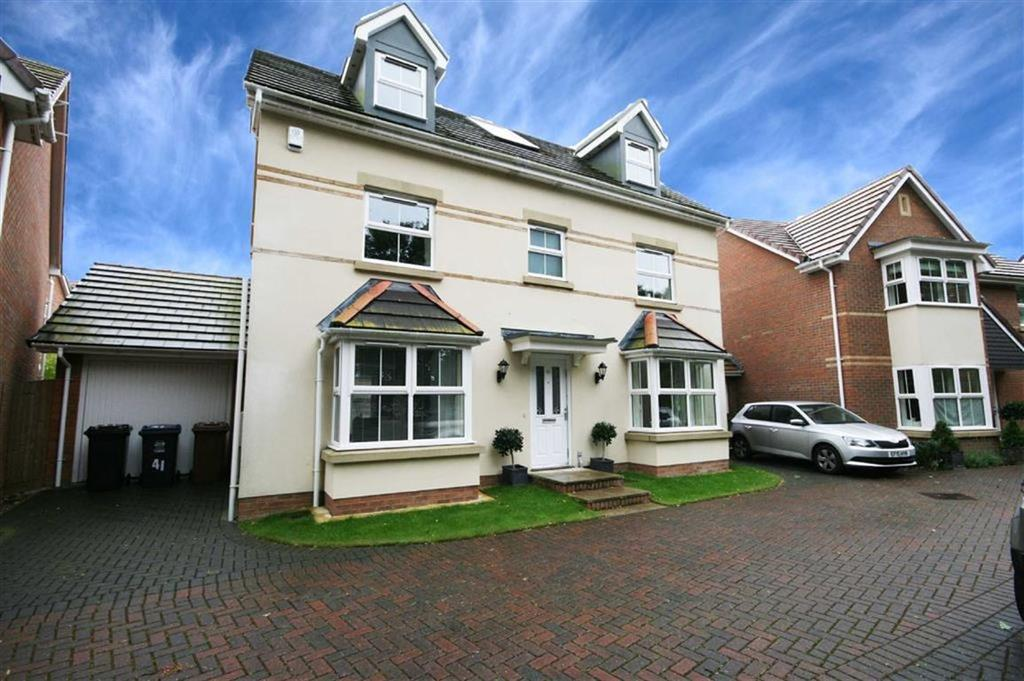 5 Bedrooms Detached House for sale in Olvega Drive, Buntingford