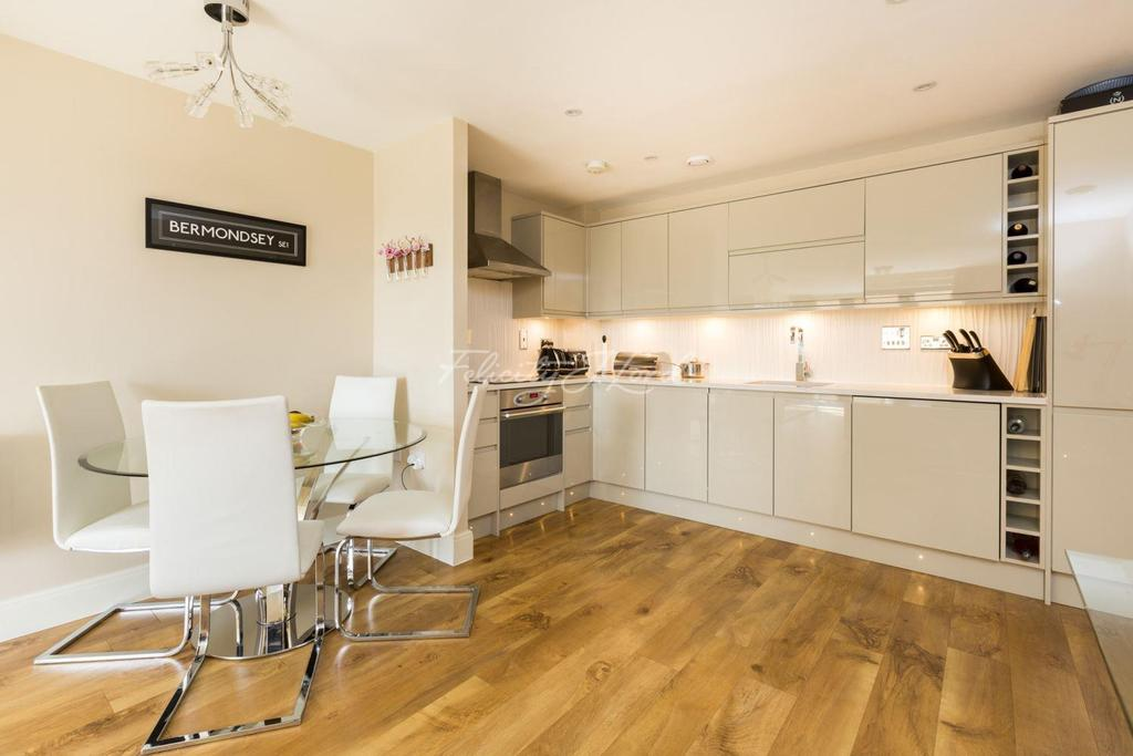 2 Bedrooms Flat for sale in Sandover House, 124 Spa Road, SE16