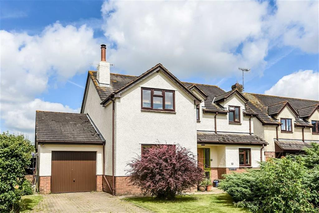 4 Bedrooms Detached House for sale in Sawyers Mill, Shillingford, Tiverton, Devon, EX16