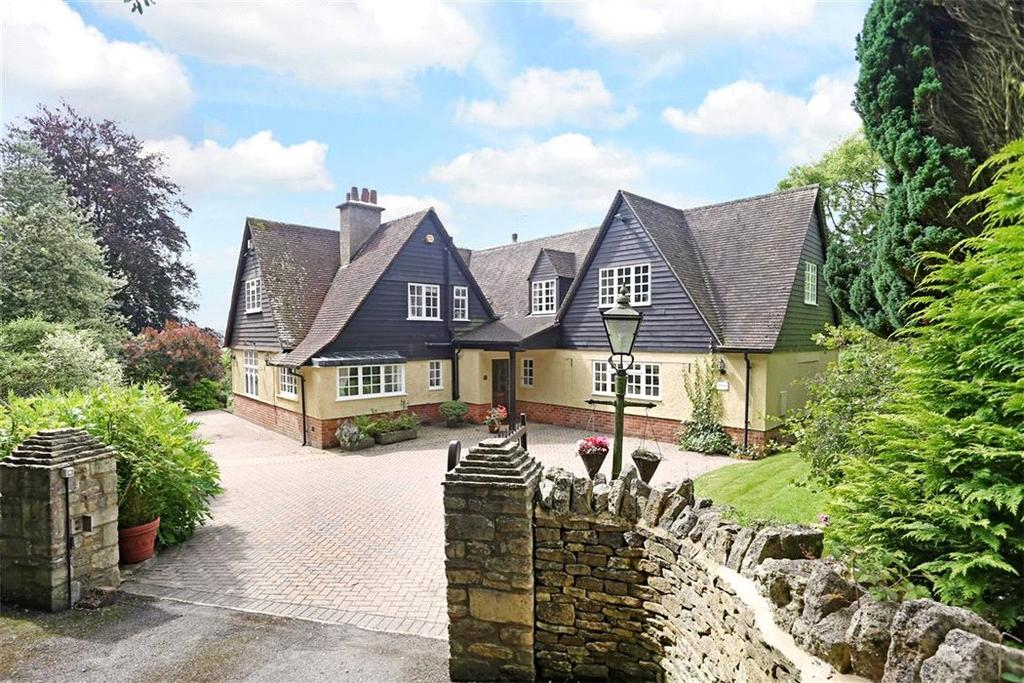 5 Bedrooms Detached House for sale in Pinfarthings, Amberley, Stroud, Gloucestershire, GL5