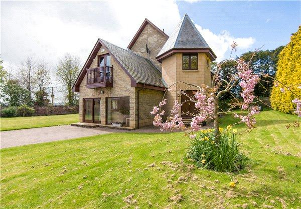 5 Bedrooms Detached House for sale in Turret House, Balruddery Estate, Invergowrie, Dundee, Perth and Kinross, DD2