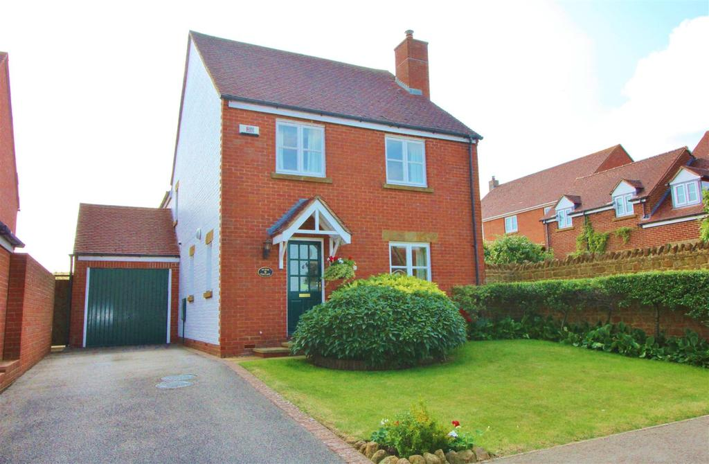 3 Bedrooms Detached House for sale in Sunny Cottage, Cotters Croft, Fenny Compton