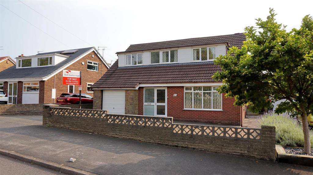 3 Bedrooms Detached House for sale in St. Martins Road, Talke Pits, Stoke-On-Trent