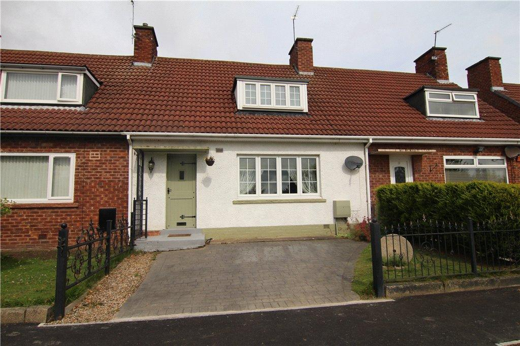 2 Bedrooms Terraced House for sale in Dominion Road, Brandon, Durham, DH7