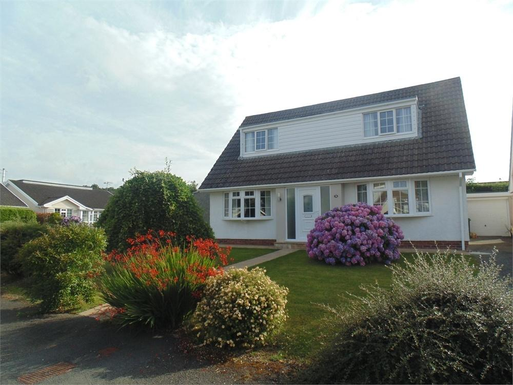3 Bedrooms Detached Bungalow for sale in 26 Elm Park, Crundale, HAVERFORDWEST, Pembrokeshire