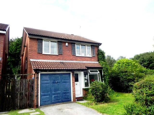 3 Bedrooms Detached House for sale in Oakenhayes Crescent,Minworth,Sutton Coldfield
