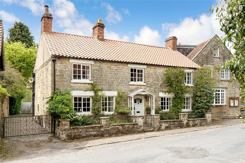 5 Bedrooms House for sale in Low Street, Lastingham, York, North Yorkshire