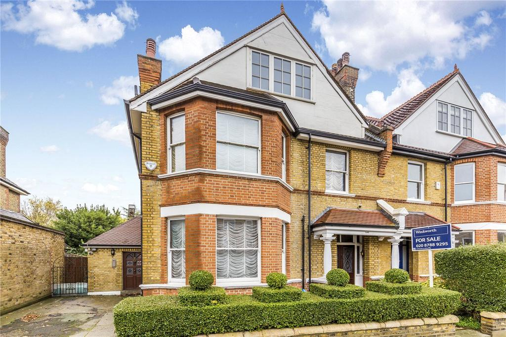 6 Bedrooms House for sale in Howards Lane, London, SW15