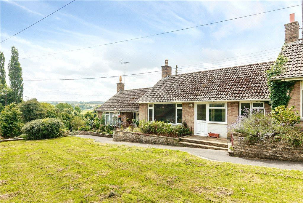 2 Bedrooms Terraced Bungalow for sale in Applecroft, Shoscombe, Bath, Somerset, BA2