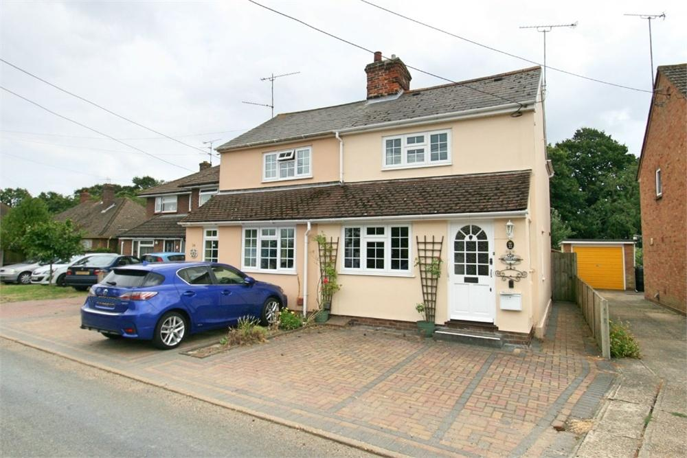 2 Bedrooms Detached House for sale in Chapel Road, Tiptree, COLCHESTER, Essex