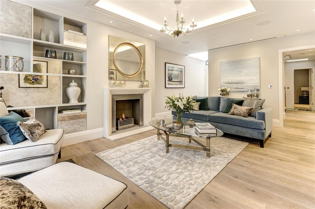 4 Bedrooms Terraced House for sale in Donne Place, London, SW3