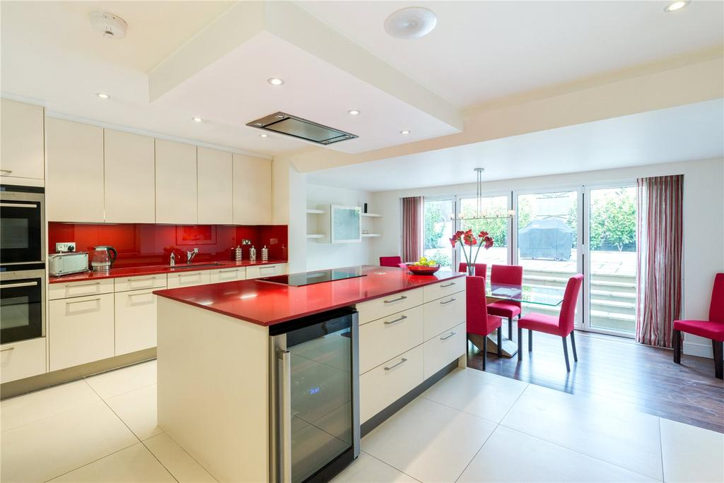 4 Bedrooms House for sale in Hawtrey Road, Primrose Hill, London, NW3
