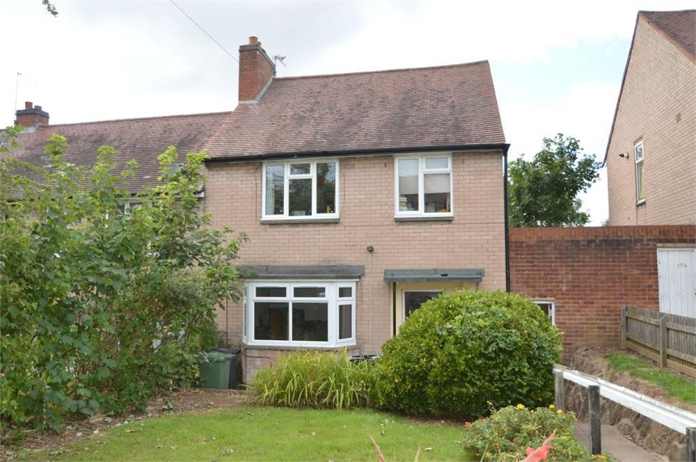 1 Bedroom Flat for sale in Hazel Road, Kingswinford, West Midlands