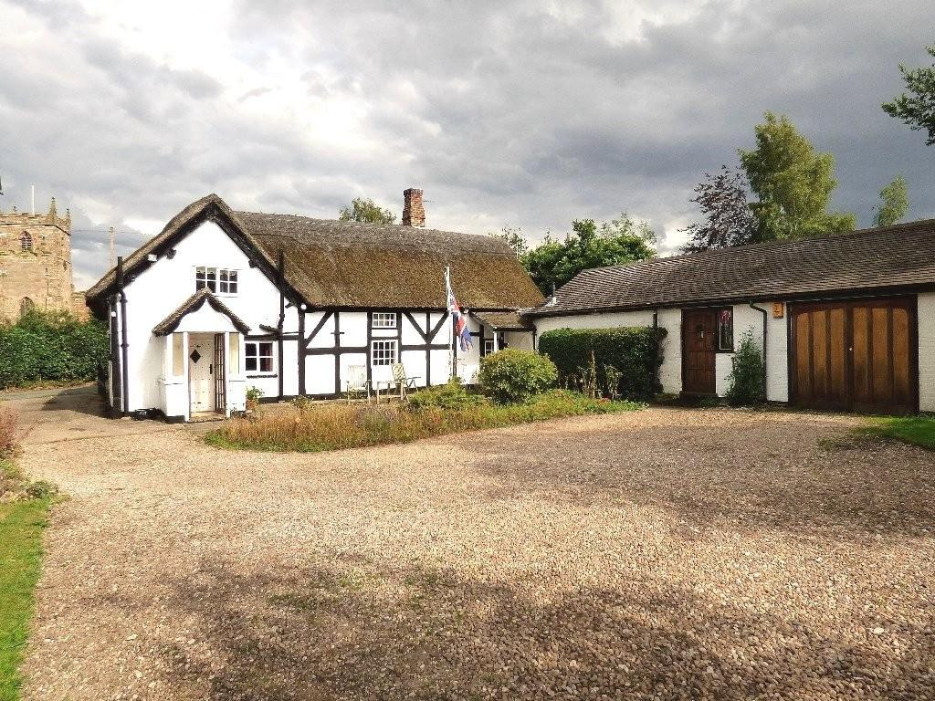 3 Bedrooms Cottage House for sale in Mill End Lane, Alrewas, Staffordshire