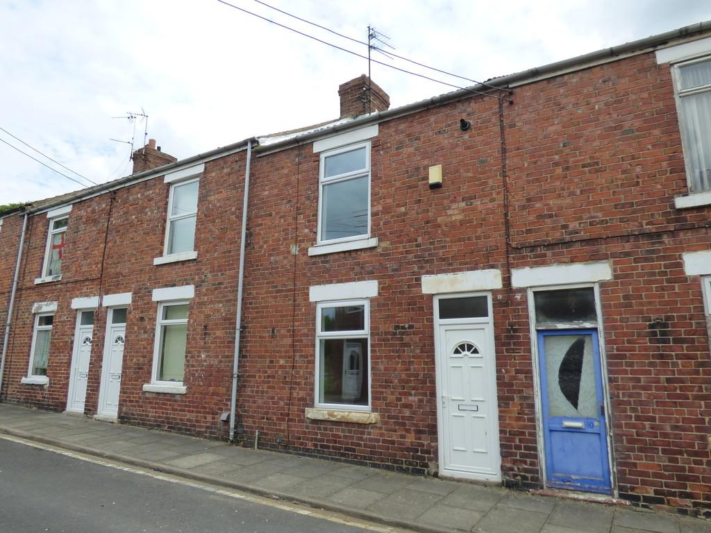 2 Bedrooms Terraced House for sale in Wesley Street, Bishop Auckland
