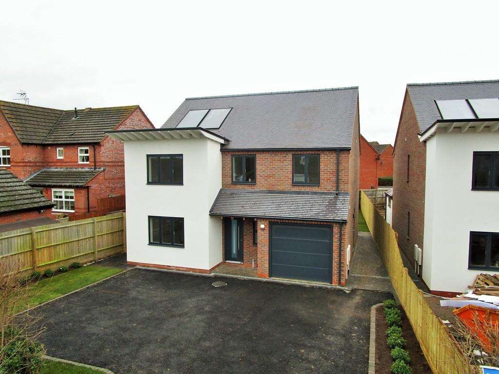 4 Bedrooms Detached House for sale in 59a Warwick Road, Wellesbourne